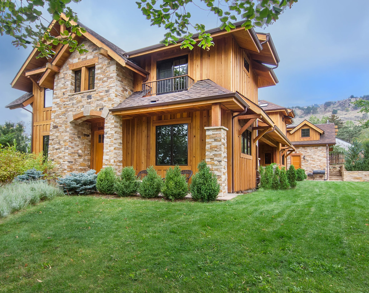 Evergreen Residence designed by Hower Architects in Boulder, Colorado
